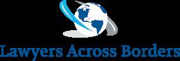 Lawyers across borders Logo